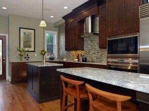 Kitchen Island Case Design/Remodeling
