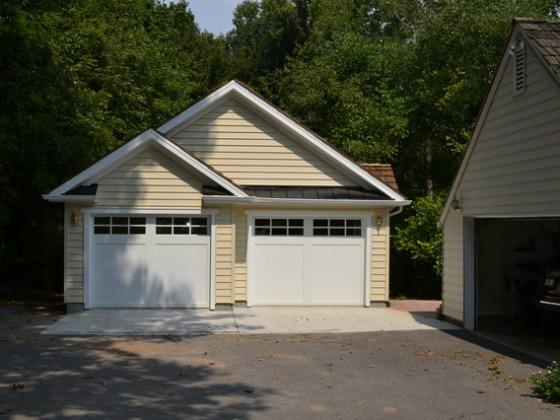 Traditional Garage Halifax Case Design Remodeling