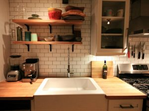 Backsplash Tile Case Design/Remodeling (Halifax Commons Area)
