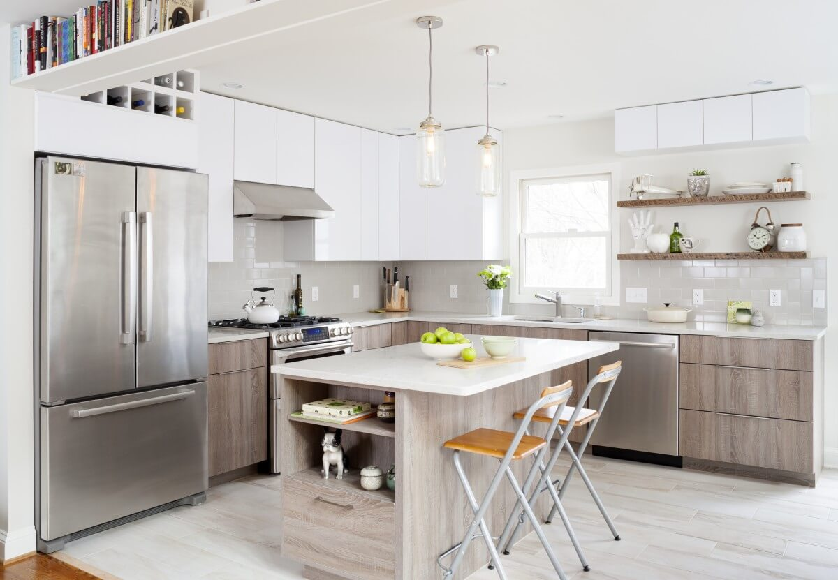 What happens during the phase of a kitchen remodel - Kitchen remodeling designer ...