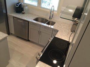 After kitchen renovation Halifax