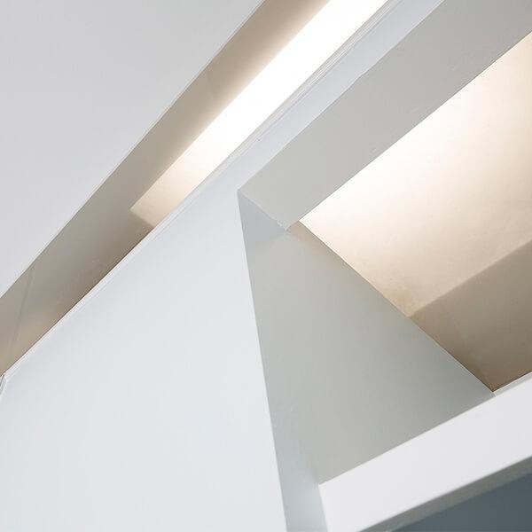 Bright New Addition skylight