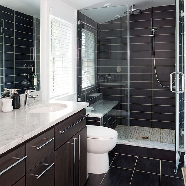 Two Story Addition Bathroom
