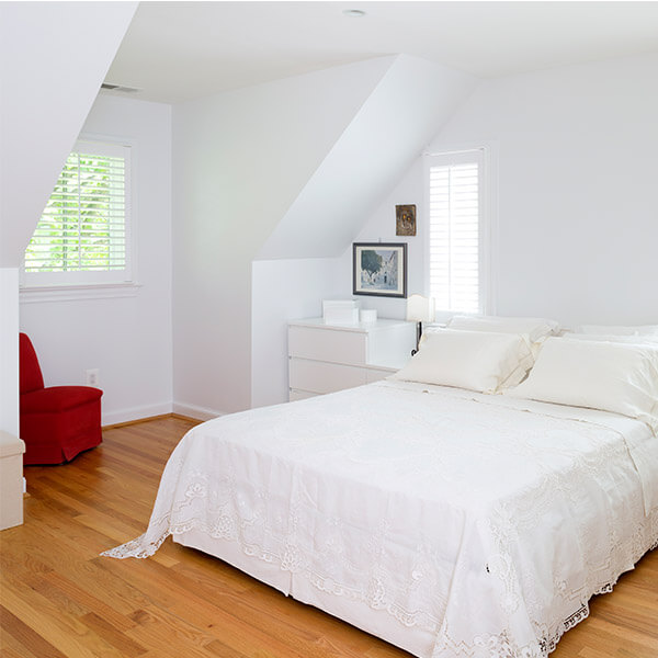 Two Story Addition bedroom