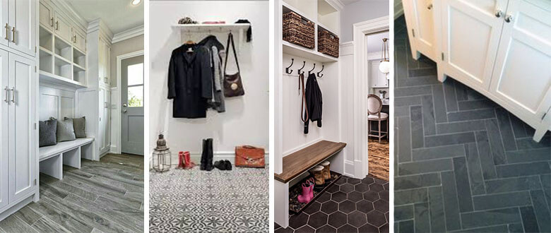 mudroom flooring options