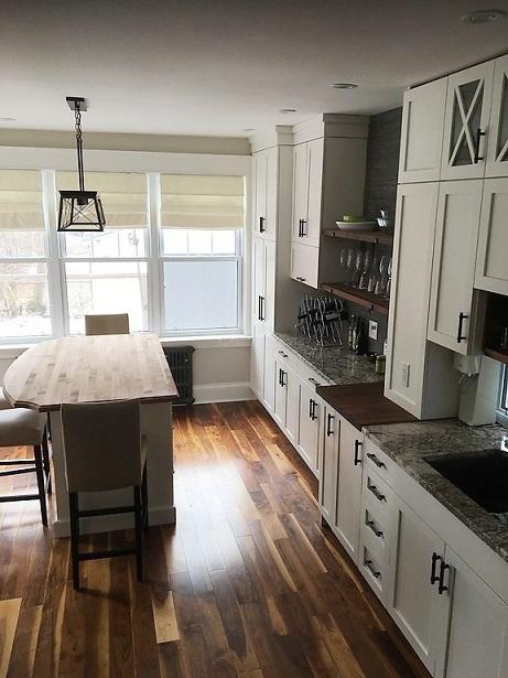 Halifax Kitchen Enhancement - Case Design/Remodeling