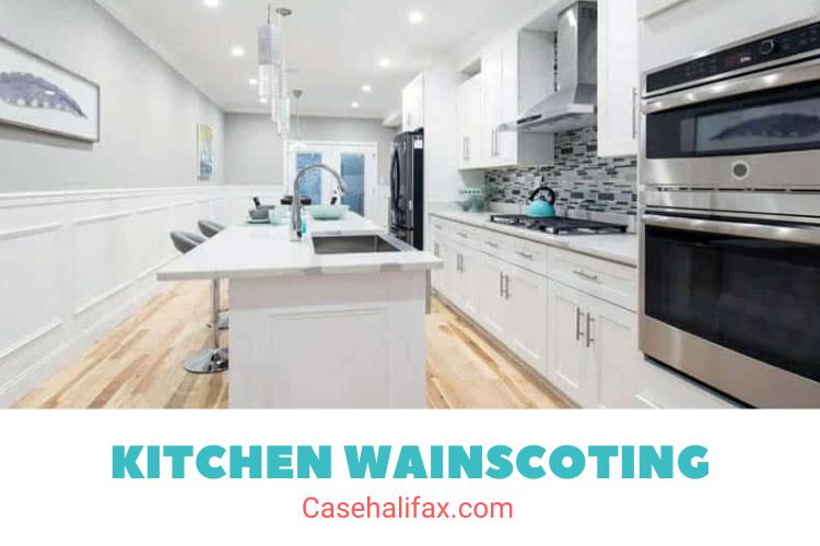 Kitchen Wainscoting